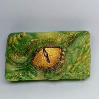 Dragoneye - green/gold