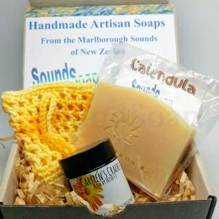 Giftbox: Calendula and Salve