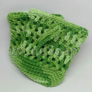 Soap Saver Bags - green