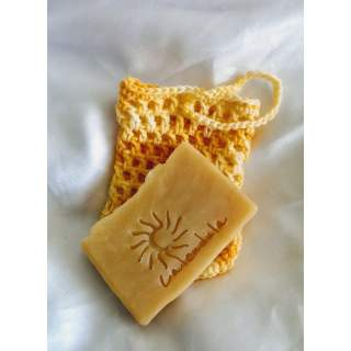 Soap Saver Bags - yellow