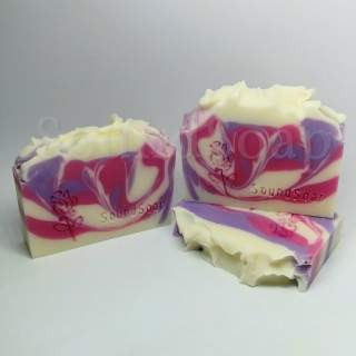 Victorian Rose Soap - will be back in January2021