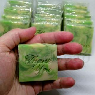 Personal Thank You Soaps - Price per whole loaf