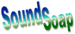 SoundSoap logo
